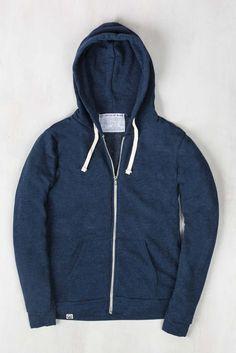 Tafton Fleece Zip Hoodie | United By Blue