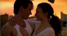 """""""Strictly Ballroom"""", A maverick dancer risks his career by performing an unusual routine and sets out to succeed with a new partner. Best Rom Coms, Funny Love Story, Dance Movies, Top Film, Chick Flicks, Ballroom Dancing, Just Dance, Classic Movies, Great Movies"""