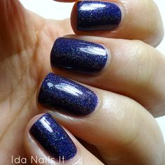 Ida Nails It: Celestial Cosmetics The Santamental Collection plus Oct, Nov, Dec, and Christmas LEs: Swatches and Review Nail Polish Collection, My Nails, Swatch, Glow, Cosmetics, Celestial, December, Beauty, Christmas