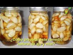 Come Ajo y Miel en Ayunas por 7 días, esto es lo que pasara a tu cuerpo IMPRESIONANTES RESULTADOS! - YouTube