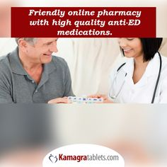 Friendly online pharmacy with high quality ant-ED medications. #ED #sexualhealth #onlinepharmacy