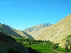 Valle de Elqui- Norte de Chile Landscapes, Mountains, Places, Nature, Travel, Oblivion, Getting To Know, Traveling, Tourism