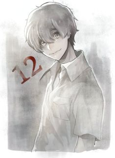 Twelve - Zankyou no Terror by 山野 on pixiv