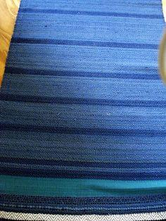 2nd Blue Rug   Flickr - Photo Sharing!