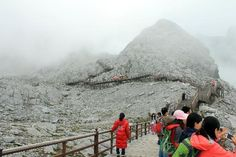China Highlights: Glacier on Jade Dragon Snow Mountain