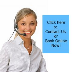 Click here to contact us or book online now!!!