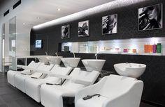 fachadas de salones de belleza - Buscar con Google