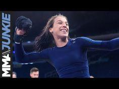 MMA UFC 217 open workout: Joanna Jedrzejczyk