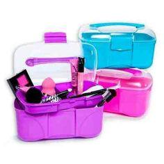 Colour beauty boxes