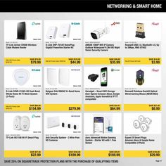 Newegg Black Friday 2018 Ads and Deals Browse the Newegg Black Friday 2018 ad scan and the complete product by product sales listing. Cable Modem Router, Friday News, Black Friday Ads, Ip Camera, Security Camera, Coupons, Backup Camera, Spy Cam, Coupon