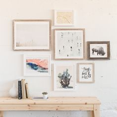 Like anything you see? Shop it for 20% off during Minted's #7DaysOfArt Event! Beginning Monday, we'll feature each one of the following #MintedArt piece at a special promotional price to help you gift the perfect print or hit those #GalleryWallGoals. Find today's deal at Instagram.com/Minted.
