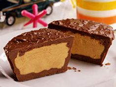 Who doesn't love the irresistible combo of chocolate and peanut butter? Our Test Kitchen has created a homemade version of that popular candy treat. Once you make our Homemade Peanut Butter Cups, you'll never buy store-bought again