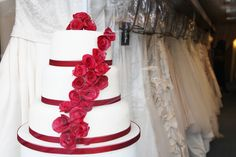 Couture & Tiaras bridal shop west Sussex, cake by cake creations sussex