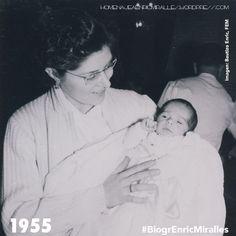 #BiogrEnricMiralles Enric Miralles Moya nació un sábado 12 de febrero de 1955 en Barcelona #EnricMiralles