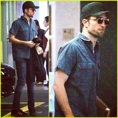 Robert out in LA June 13