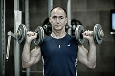 Here are some important rules for weight training over 40.