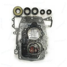 56.00$  Buy now - http://alik6v.worldwells.pw/go.php?t=32658243401 - OVERSEE 15HP Outboard Gasket Kit 682-W0001-03 For Yamaha 15C Old Model Outboard Engine 56.00$