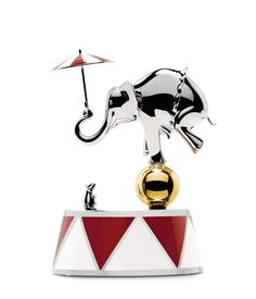 "Alessi presents ""Circus"", the Edition Limited Collection inspired by the…"