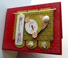 I'm Snow Bundled Up by lbirus - Cards and Paper Crafts at Splitcoaststampers