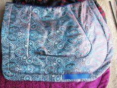 All purpose english saddle pad sewing pattern. Printable $4.99