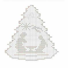 Crochet Ornaments, Crochet Snowflakes, Crochet Doilies, Crochet Flowers, Christmas Frames, Christmas Items, Christmas Cross, Doily Patterns, Crochet Patterns