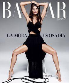 Isabeli Fontana for Harper's Bazaar Spain by Alique