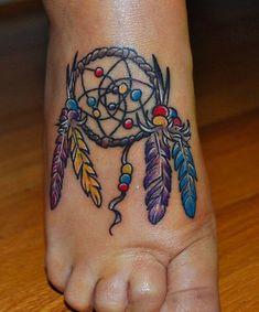 50 Dreamcatcher Tattoo Designs for Women   Cuded