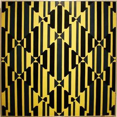 matilde perez - Buscar con Google Op Art, Go Shopping, Textures Patterns, Artsy Fartsy, Illusions, Color, Yellow, Google, Kinetic Art