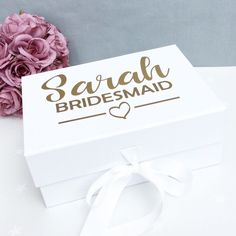 Our Bridesmaid boxes are back in stock and aren\'t they just gorgeous!  They\'re ready to be filled with lovely gifts (our bridesmaid candles are perfect!) and make a great keepsake too.  DM to order. . . . . #bride #bridesmaid #bridesmaidbox #bridesmaidboxes #bridesmaidproposal #wedding #friends #squad #bridetobe #weddingshopping #giftsforbridesmaids #weddingplanning #weddingceremony #personalised #giftgoals #royalwedding #weddingseason #weddingwednesday #weddingshopping #bride2be #teambride #henparty #weddinginspo #weddingblog #weddinggift #weddingkeepsake #love #family #friends #bridalpartygifts