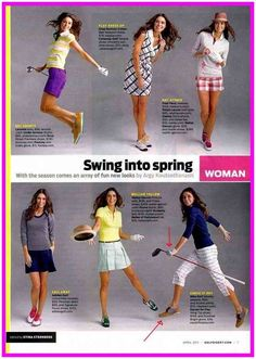 Expert Golf Tips For Beginners Of The Game. Golf is enjoyed by many worldwide, and it is not a sport that is limited to one particular age group. Not many things can beat being out on a golf course o Womens Golf Wear, Womens Golf Shoes, Golf 2, Golf Ball, Play Golf, Cute Golf Outfit, Golf Breaks, Girls Golf, Women Golf