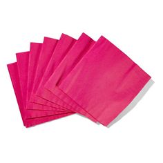 pink Napkins 2ply 50pk party