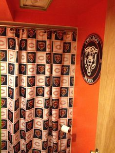 Chicago Bears Bathroom Set. Chicago Bears Bathroom Decor Home Decorating Ideas