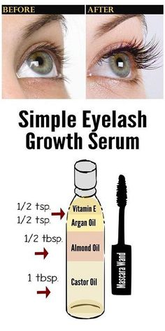 Amazing Eyelash Growth Serum.