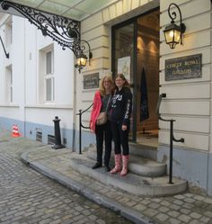 Nous avons visité le cercle royal gaulois!