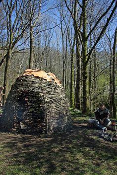 Bilder fra Steinalder og bronsealderdagen på Hordamuseet   Fortidsfamilien - reiser i tid / The Past Time Family - Timetravellers