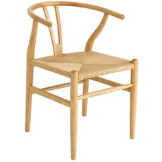 wishbone chair from Wisteria