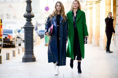 The best street style at Paris Couture week