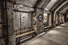 Underground Baker Street by Dirk Seifert on 500px