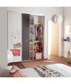 Buy Kids Chalkboard Magnetic Sliding Wardrobe Door Basix Kit at Argos.co.uk - Your Online Shop for Children's sliding wardrobe packages.