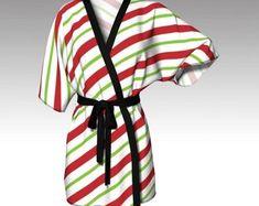 949e446e30bef Kimono Robe, Draped Kimono, Dressing Gown, Colorful Robe, Beach Coverup,  Bridesmaids Robes, Lounge Wear, Swimsuit Coverup, Womens Robe, Gift | Kimono  Robes ...
