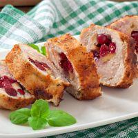 Slow Cooker Stuffed Pork