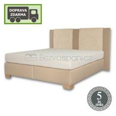 Boxspring SYRMA kontinentální postel