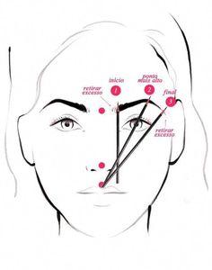 celebrities who underwent eyebrow microblading – My hair and beauty Eyebrow Makeup Tips, Makeup 101, Contour Makeup, Makeup Ideas, Kim Makeup, Makeup List, Eyebrow Tinting, Makeup Eyebrows, Eyebrow Brush