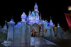 Disney castle😍 #disneyland