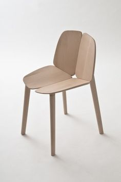 Erwan and Ronan Bouroullec, Osso chair for Matiazzi, 2011.  Photo: Bouroullec Design