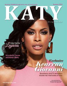 Katy Magazine Summer 2014 #KatyTX #magazine #Summer #KearranGiovanni http://www.katymagazine.com/current-issue/
