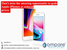 Don't miss the amazing opportunity to grab Apple iPhone at reduced prices. Compare Phones, Opportunity, Apple Iphone, Drink, Amazing, Food, Beverage, Meals, Drinking