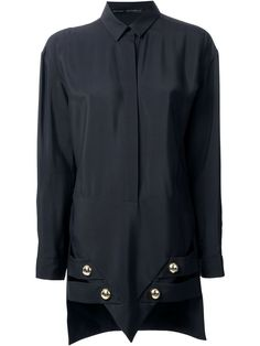 ANTHONY VACCARELLO cut out shirt dress, on sale here: http://rstyle.me/~2kesM