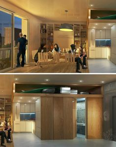 Under 400 SF: New Modular Micro-Apartments for NYC