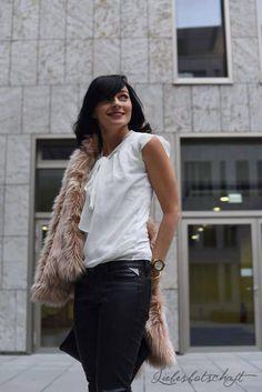 Liebesbotschaft: Fashion Wednesday: Must have Schluppenbluse!